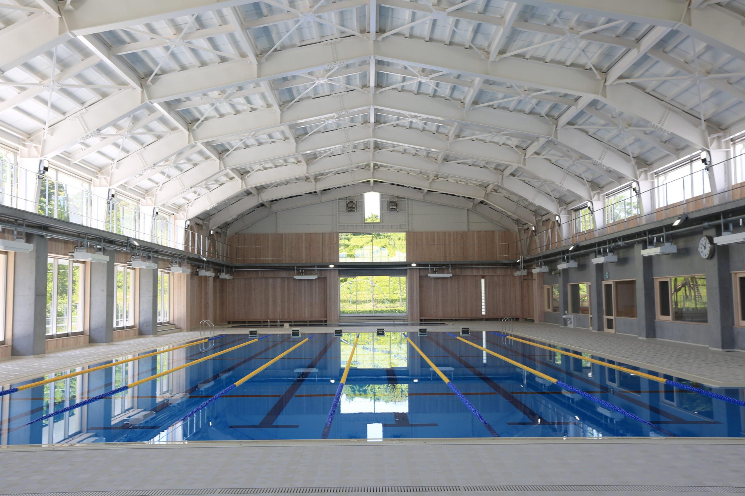 雲南市加茂B&G海洋センター改修工事